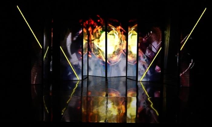 """Videokunst für Shakespeares """"DerSturm"""""""